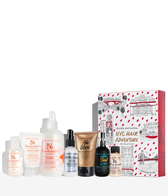 NYC Hair Adventure Holiday Set