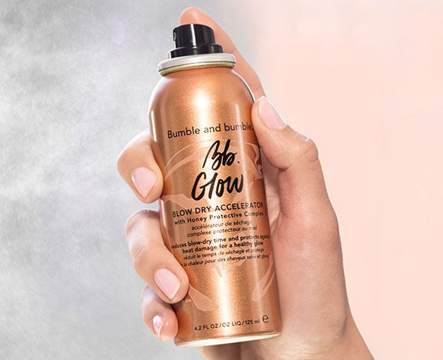 Glow Blow Dry Accelerator