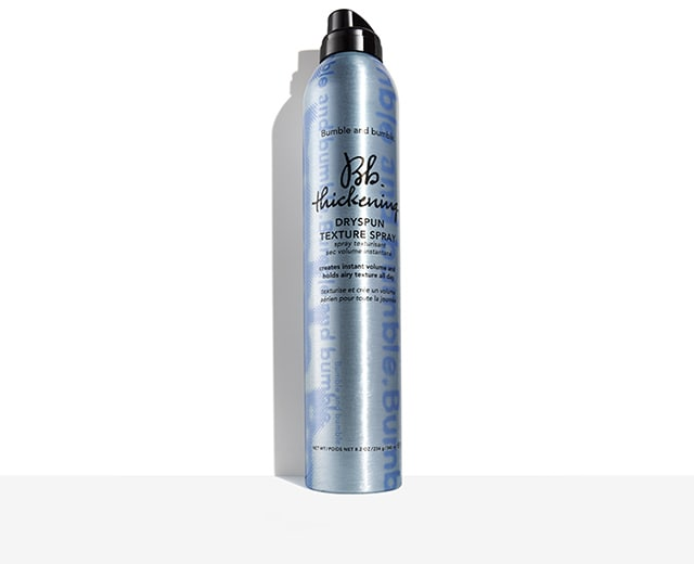 Thickening Dryspun Texture Spray