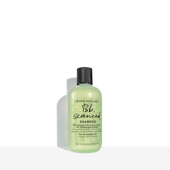 seaweed shampoo bumble and bumble