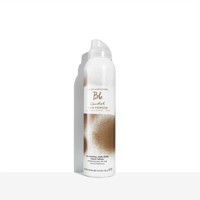 Blondish Hair Powder