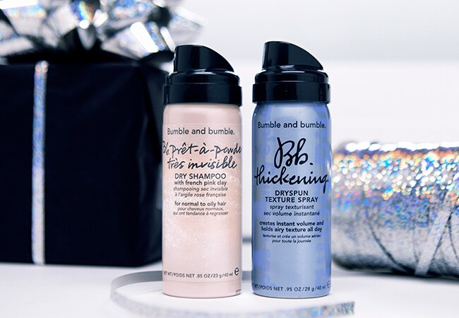 Holiday Set: Volume + Dry Cleansing Duo